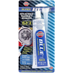 Vloeibare pakking 85gram Blauw tube