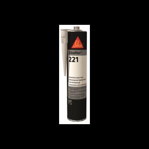 Kit SIKAFLEX 221 zwart koker