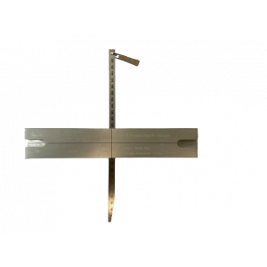 Profieldieptemeter EM 0-150 mm