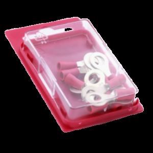 Kabelschoen blister 636 (10) oog 6.4 mm