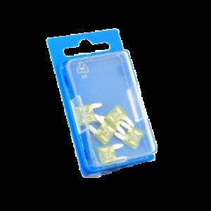 Steekzekering 20a (5) blister mini