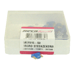st. Steekzekering micro 15amp