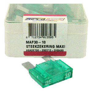 ds. Zekering steek maxi 30amp (10)