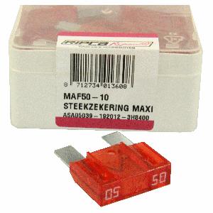 ds. Zekering steek maxi 50amp (10)