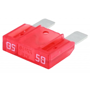 ds. Steekzekering maxi 50amp (10)