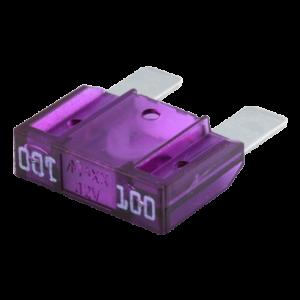 ds. Steekzekering maxi 100amp (10)