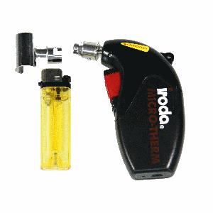 Soldeer/Gasbrander voor soldeer verbinders