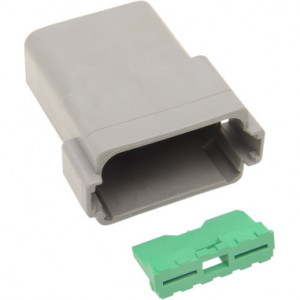 Deutsch connector male DT serie 12pins