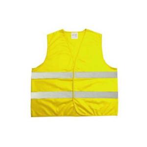 Veiligheids vest/hes geel