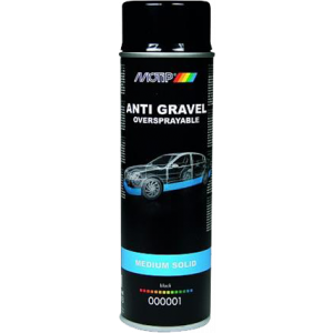 000001 Anti steenslag zwart overspuitbaar 500 ml