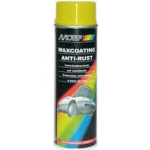 000129 Anti roest Waxcoating transp. 500ml