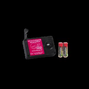Anti-Marter Ultrasoon app.Batterij AA Stop&Go