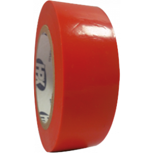 Isolatie tape rood