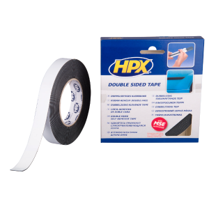 Tape 2-zijdig ZC05 10 mtr. x 19mm
