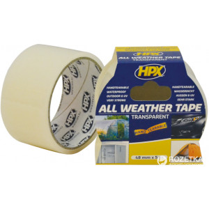 All weather tape 5m 48mm
