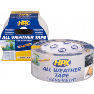 All weather tape 5m x 48mm