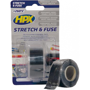 Stretch & fuse tape 25mm x 3 mtr.