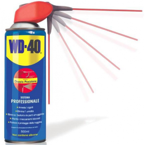 WD40 Multispray 500ml straw