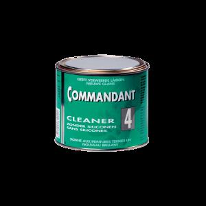 Commandant cleaner nr.4 groen 0,5 kg