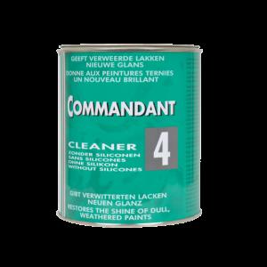 Commandant cleaner nr.4 groen 1 kg