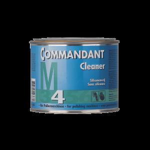 Commandant cleaner nr.4 voor machinegebruik