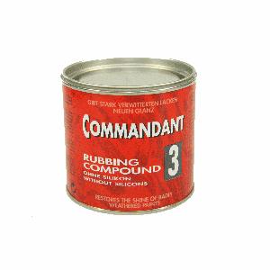 Commandant C35 0,5kg rood rubbing