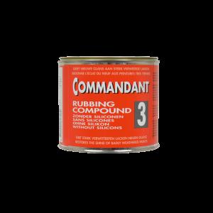 Commandant cleaner nr.3 rood 0.5 kg