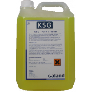 Truck cleaner KSG 5 ltr.