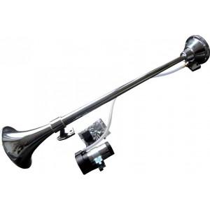 Luchthoorn 640 mm met compressor