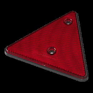 Reflector lengte driehoek