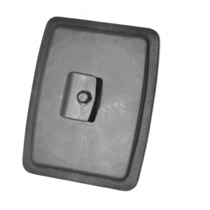 Spiegel Fiat 248x186mm