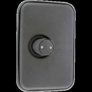 Spiegel kunststof onbreekbaar 276x185mm MX555CE