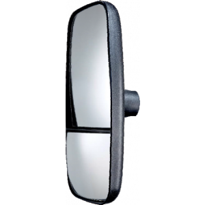Spiegel uni. incl. dode hoek spiegel 384x184mm M926CE