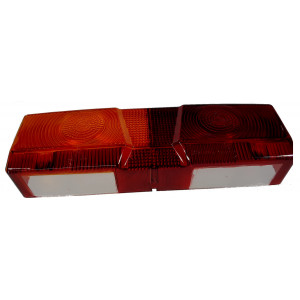 Achterlichtglas Case IHC XL Links