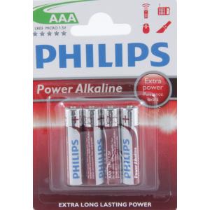 Batterij LR03/AAA penlite
