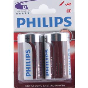 Batterij LR20 grote staaf
