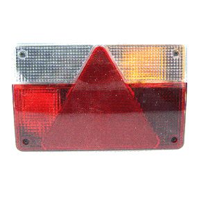 Achterlicht 5 funct. rechts 215x135 FP.40