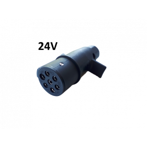 Zender 7 - polig N-type (24V) voor 22260575 (draadloos)