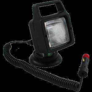 Werklamp met magneetvoet