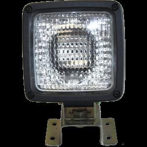 Werklamp vierkant 105mm