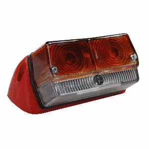 Markeringslamp voorzijde + RAW met sokkel