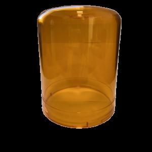 Reserveglas oranje voor zwaailamp 22310022/24
