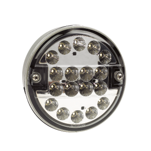 Achteruitrijlicht LED Ø 140mm 12/24v