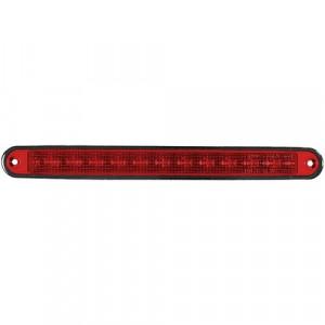 Derde remlicht LED 12v 283x24 20 led