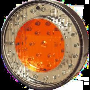 DSL-22/12 Achterlicht 3 funct. 103mm 12v 38 led