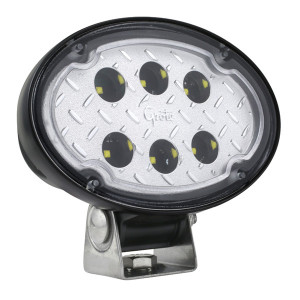 LED werklamp GROTE E- Oval 3000