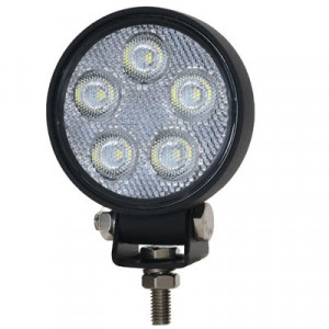 Led werklamp rond 7.5W 10-30V