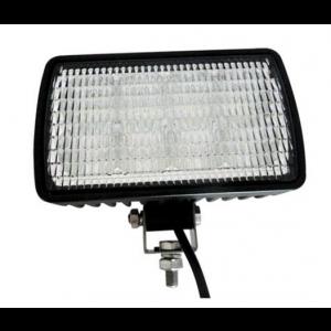 Led werklamp rechth. 40W 10-30V (draaibaar)