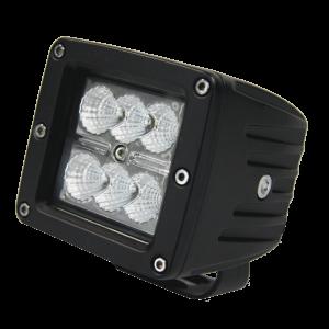 LED werklamp 18W vierkant 6x3W Ver LED 10-30V 1620 Lumen