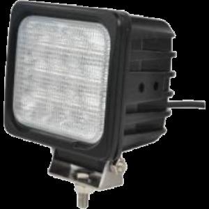 LED werklamp vierkant 60w 10-30v